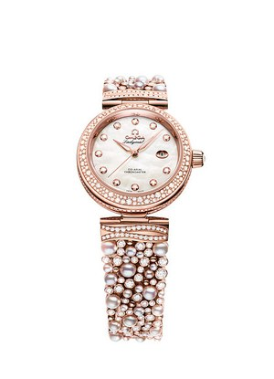 omega-de-ville-ladymatic-diamonds-and-pearls-watch-profile