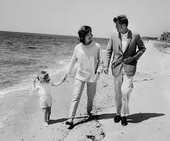 JACKIE KENNEDY AND JOHN KENNEDY
