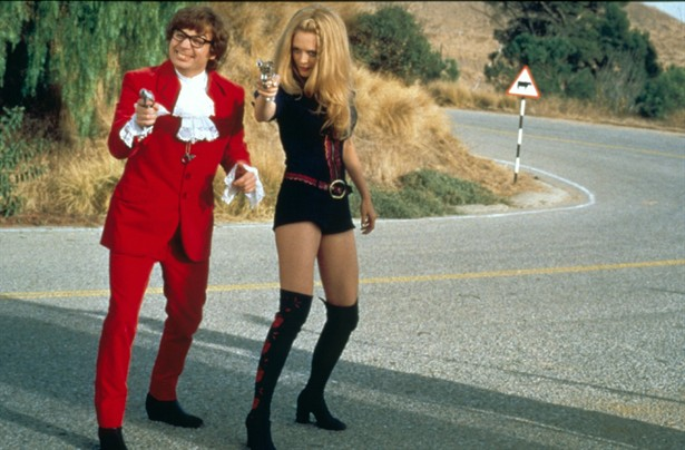 heather graham in austin powers