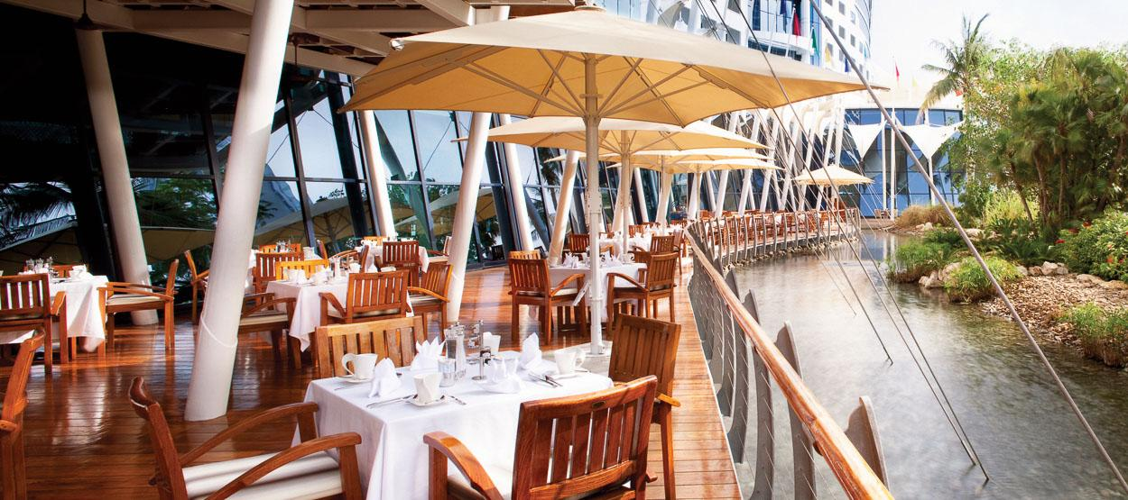 Beach Side Indian Restaurants In Dubai