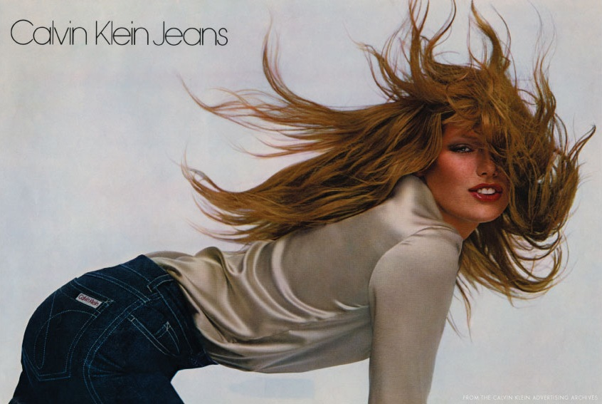 1979-ad-campaign-for-calvin-klein-jeans-with-patti-hansen-as-model
