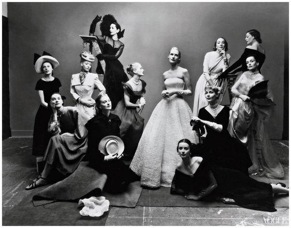 twelve-beauties-1947-irving-penn