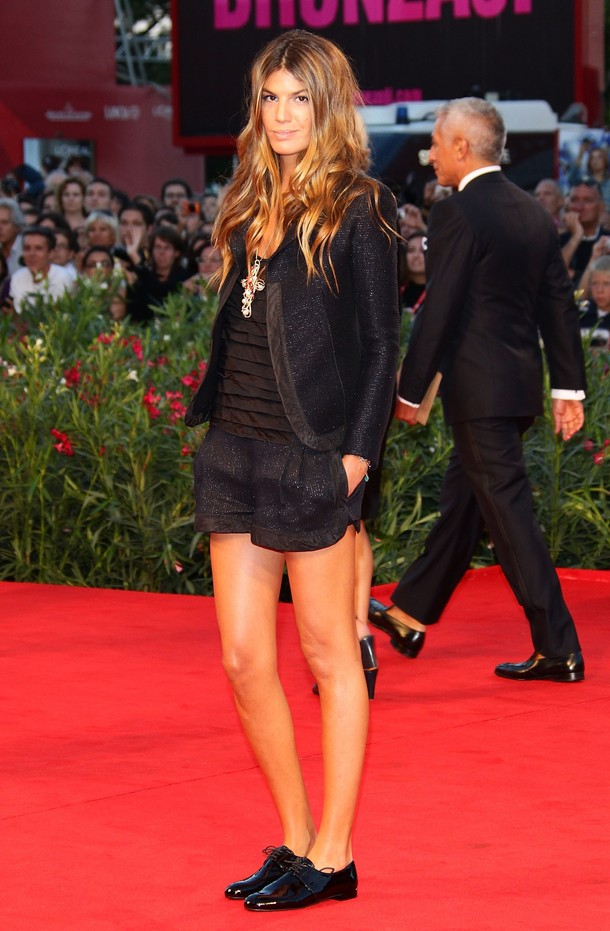 Lancia On The Red Carpet At 67th Venice Film Festival: September 3, 2010