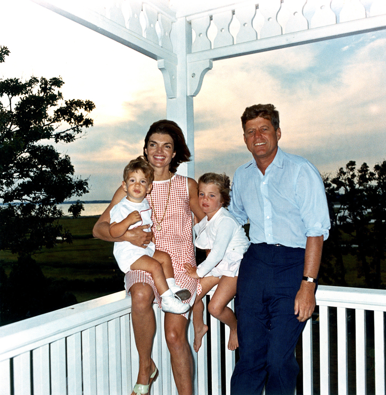 kennedy's family