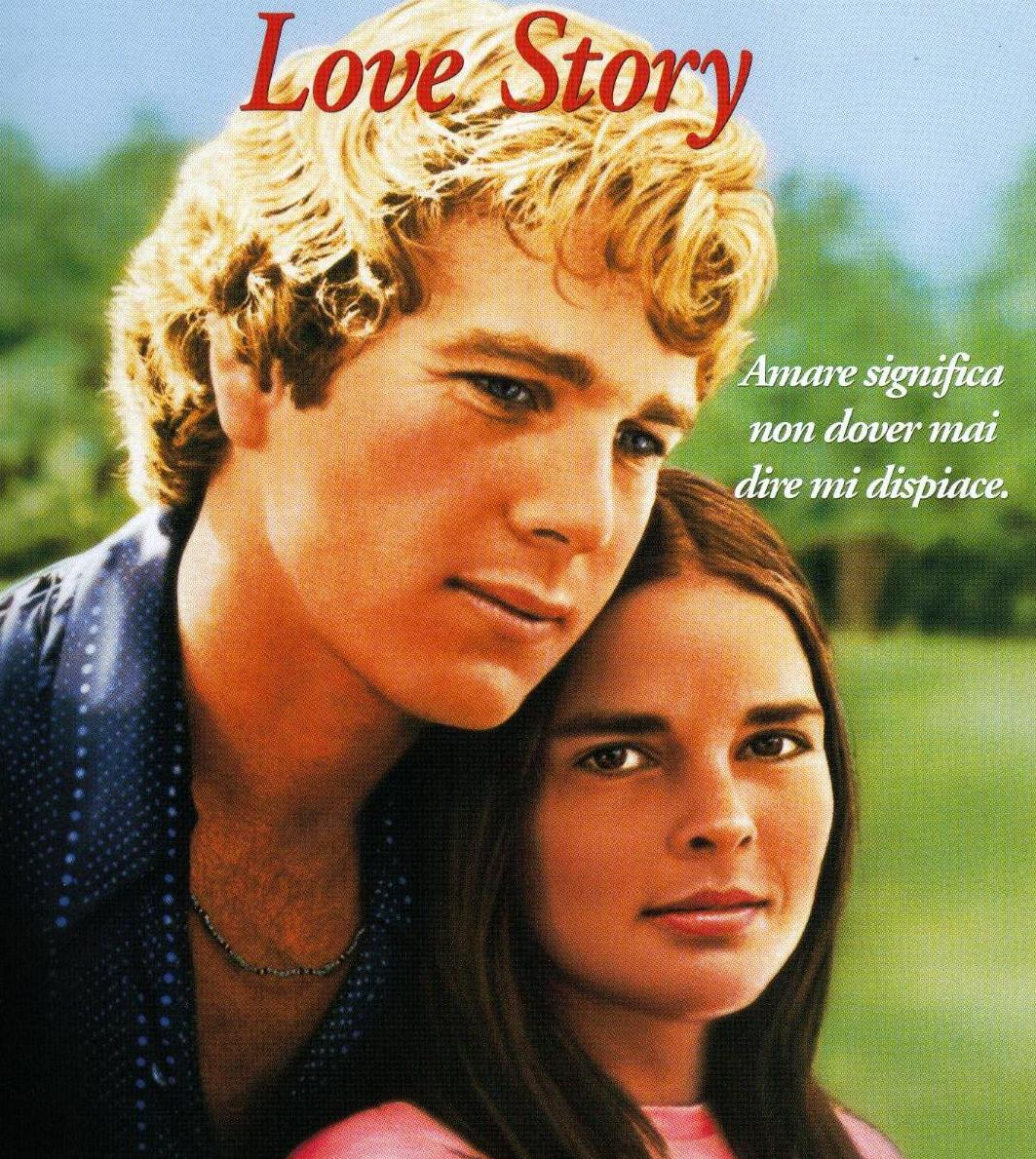 "the film ""love story"""