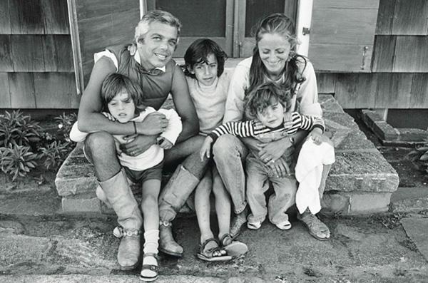 ralph lauren's family