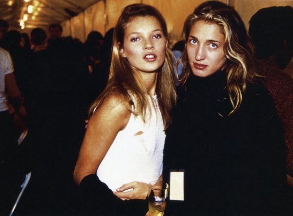kate moss and caroline besset kennedy
