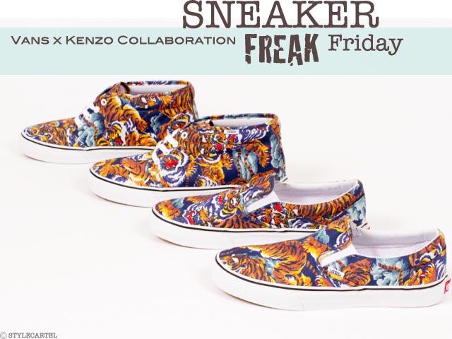 SneakerfreakVansKenzo1
