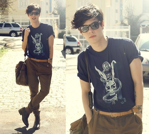 Pleasing 25 Most Trendy Hipster Style Outfits For Guys This Season Short Hairstyles Gunalazisus