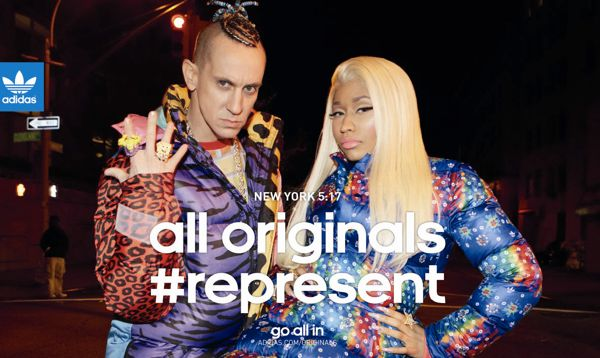 jeremy-scott-nicki-minaj-adidas-originals-all-originals-represent-campaign