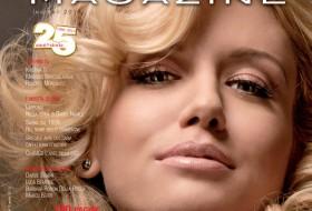 """My cover story: """"Torino magazine""""."""