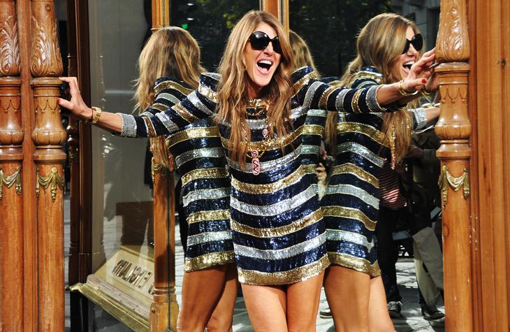 anna-dello-russo-sequin-dress