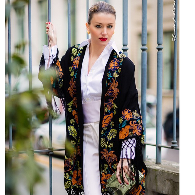 Madama butterfly. Discover more pics on my blog affashionate.com #ootd…