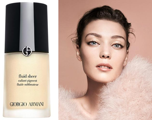 giorgio armani makeup collection