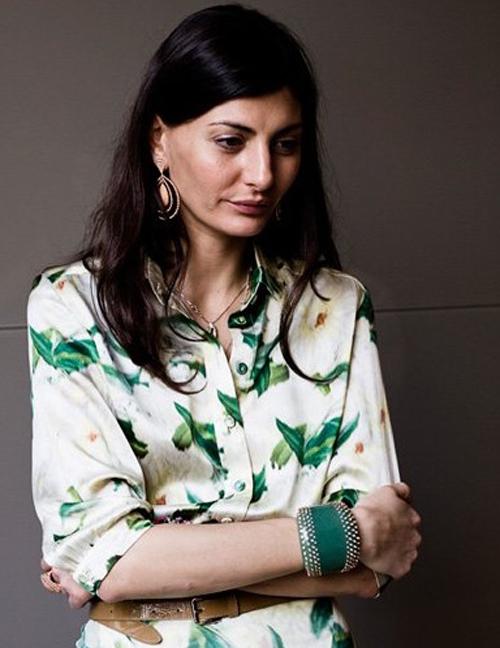Giovanna_Battaglia_Erdem_Floral_Print_Dress