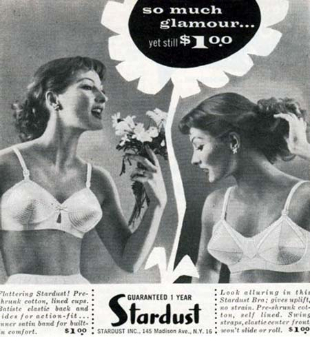 bras vintage