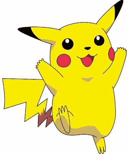 the pokemon