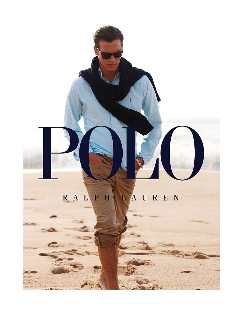 ralph lauren | AFFASHIONATE.COM  Ralph Lauren Polo Ad