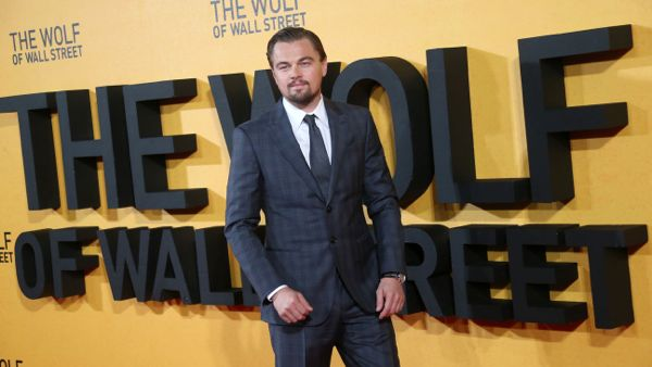 Britain The Wolf Of Wall Street UK Premiere Outside Arrivals