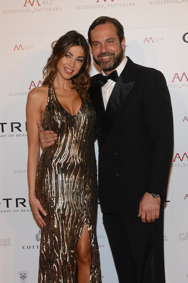 Alessandro Martorana Oscar Party 2014 Affashionate Com