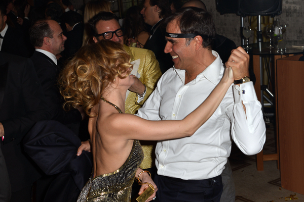 me dancing with marcello cipriani