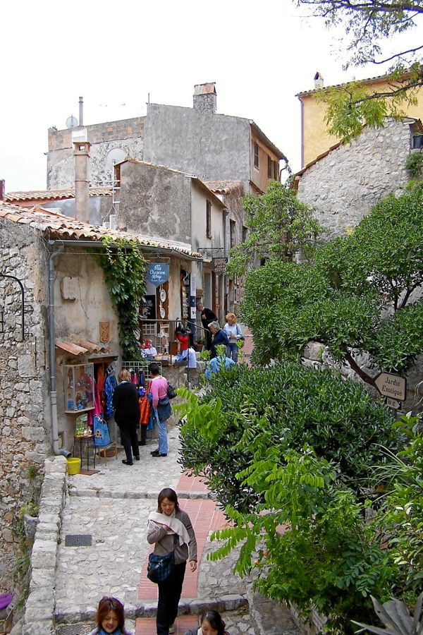 Eze+Village++Costa+Azzurra
