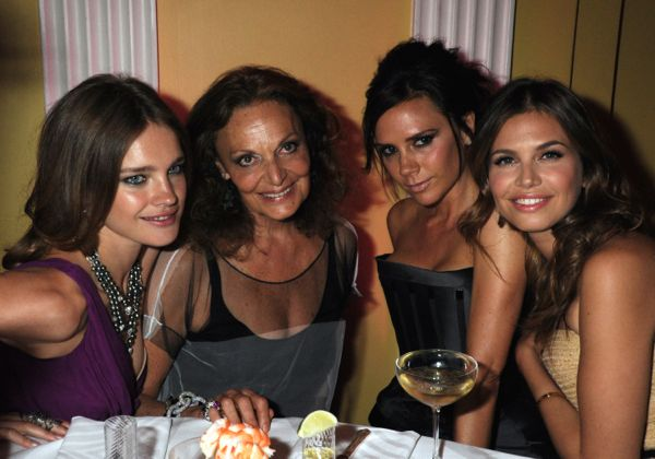 Diane Von Furstenberg And Claridge's - Launch Party Inside