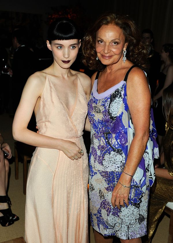 8th Annual CFDA/Vogue Fashion Fund Awards - Inside