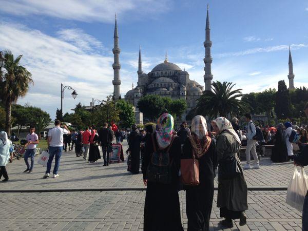 20. Moschea Blu