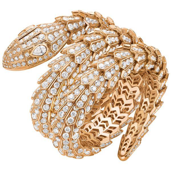 Bulgari-Serpenti-gold-and-diamond