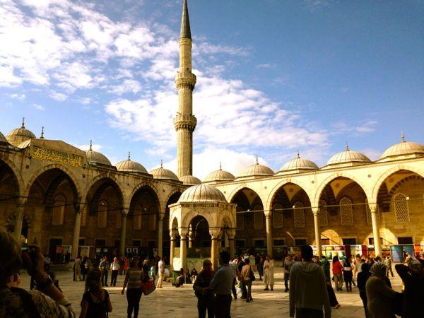 21. Moschea Blu