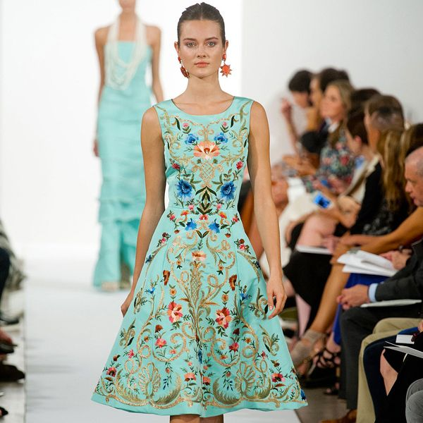 2014-Spring-New-York-Fashion-Week-Runway-Oscar-de-la-Renta