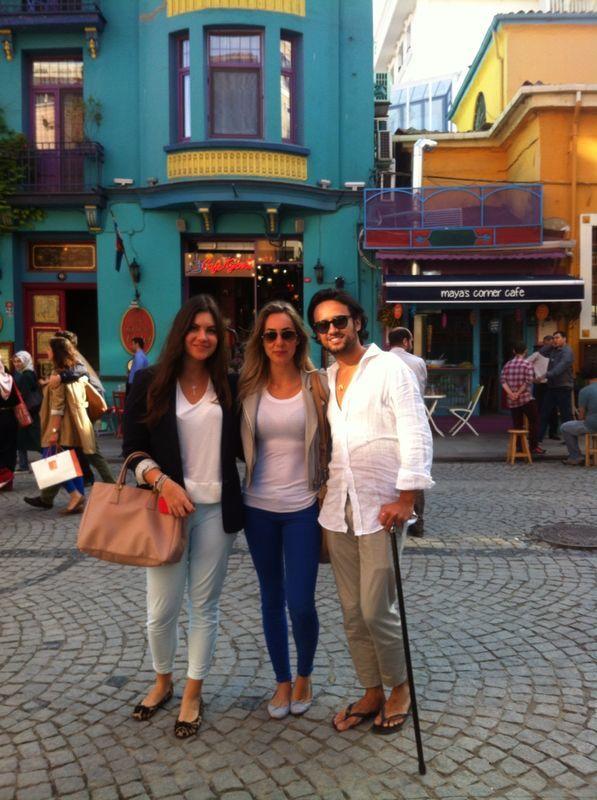 17 Passeggiando per Istanbul