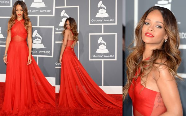 Grammy-Awards-2013-Rihanna