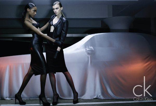 ck Calvin Klein Fall 2009 campaign