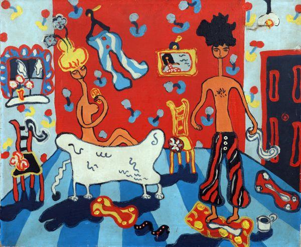 1957_Sans_titre_Pegeen_Guggenheim
