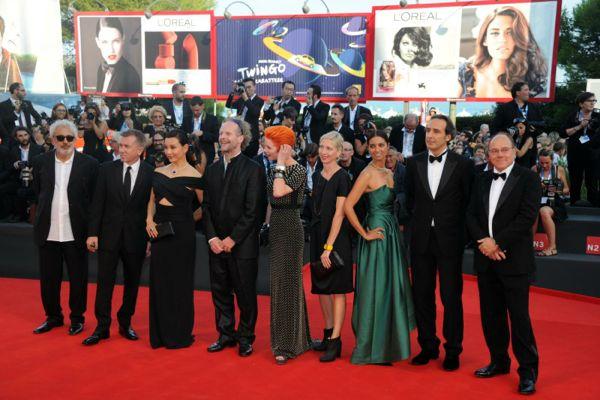 Red carpet dell'inaugurazione della 71esima mostra del cinema e premiere del film 'Birdman'