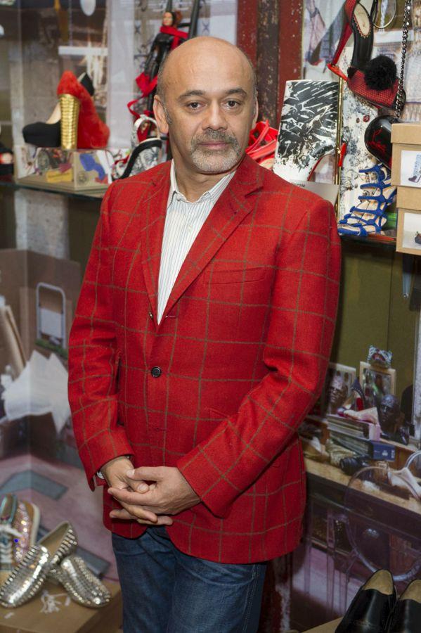 Christian Louboutin per la prima volta in mostra a Londra