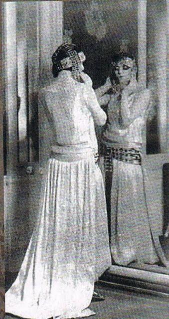Louisa Casati, photographer unknown, ca.1920's