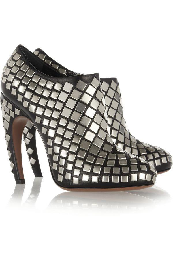 Alaïa-embellished-leather-sandals
