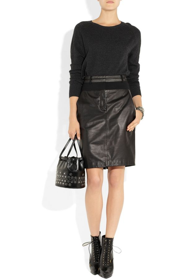 Alaia-Mini-studded-leather-bucket-bag-2