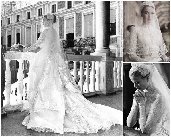 Grace-Kelly-Wedding-Gown-Chez-Charlene-Blog-What-Dress-Coulour-Is-Best