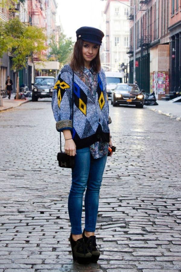 Miroslava Duma NY Nov 2011