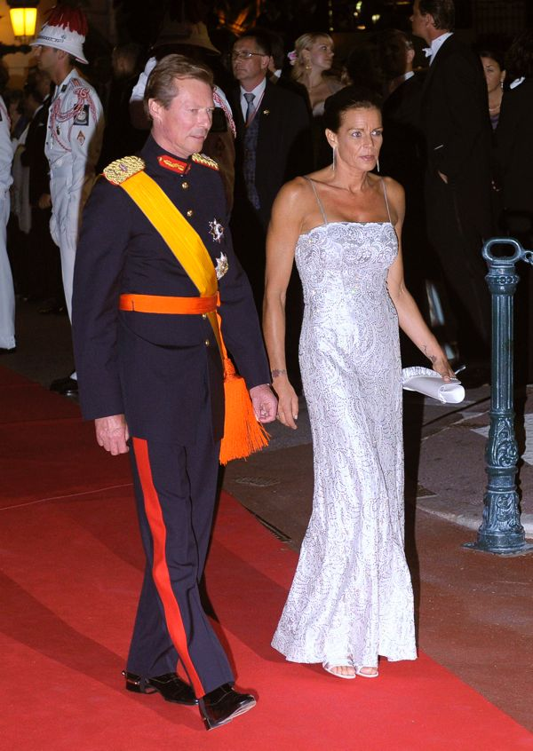 Princess Stephanie of Monaco and Luxembo