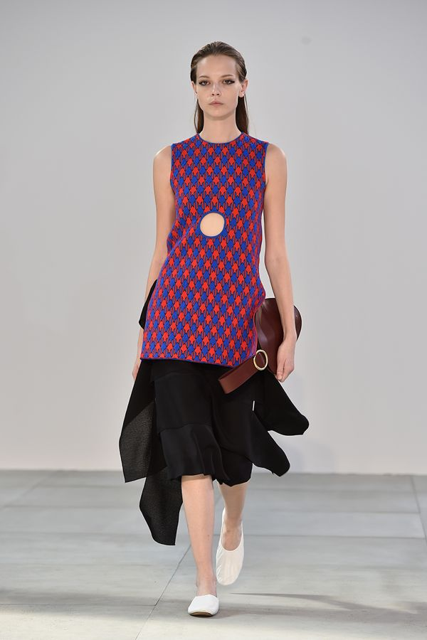 Celine : Runway - Paris Fashion Week Womenswear Spring/Summer 2015