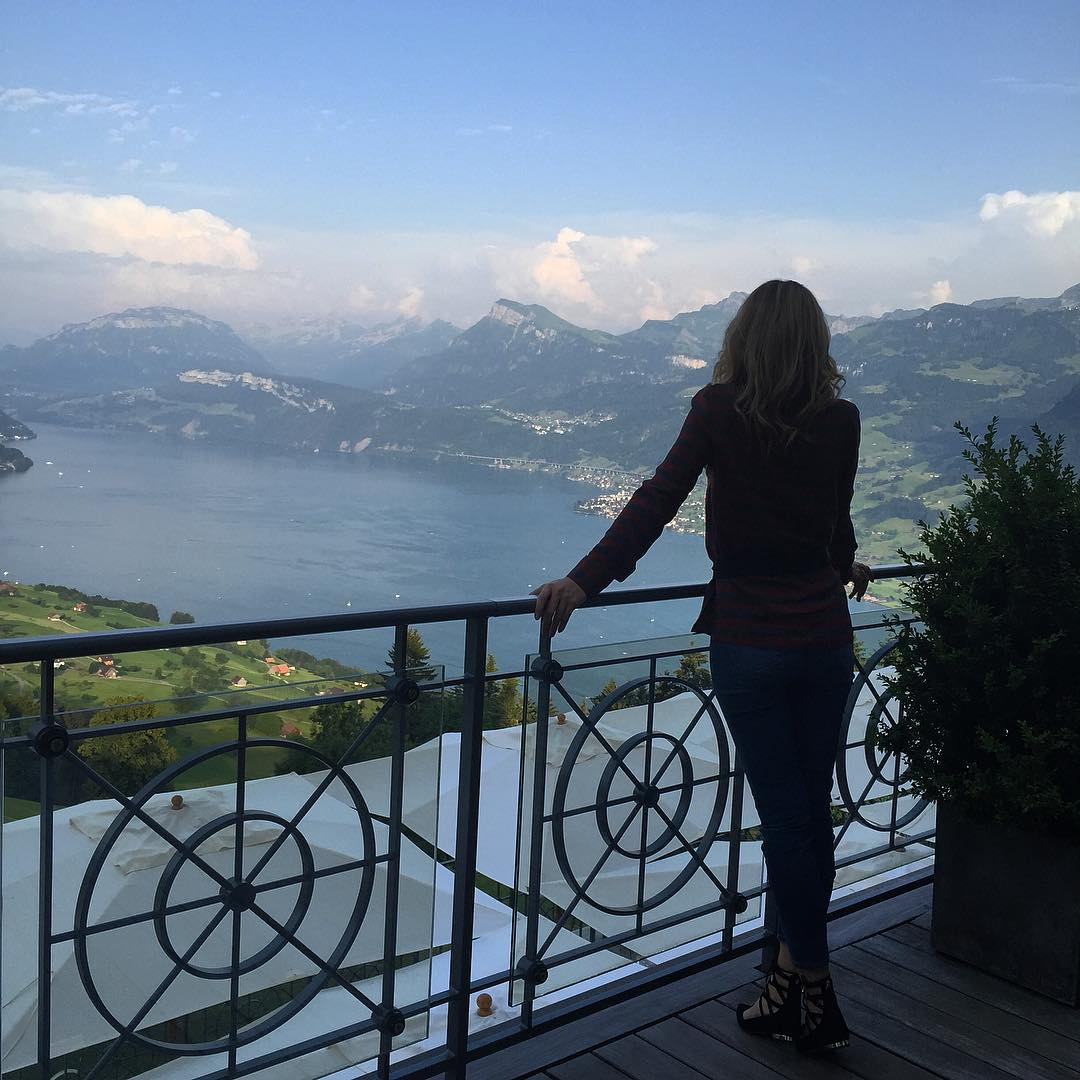 A Mountain paradise called villa honegg swiss elenabarolo hotelvillahonegg travelhellip