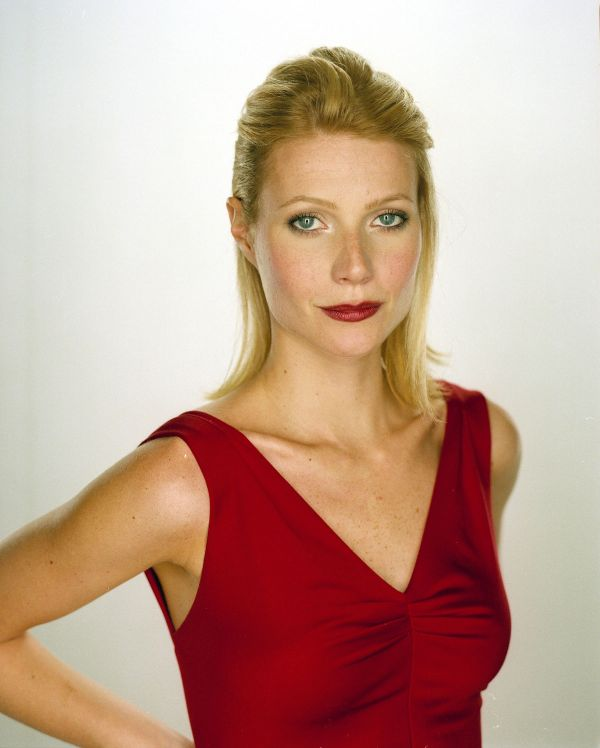 Gwyneth Paltrow LaMoine Portraits Photoshoot