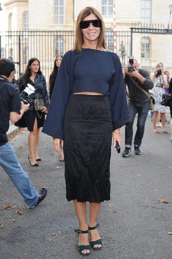 Balenciaga : Outside Arrivals - Paris Fashion Week - Womenswear SS14 - Day 3