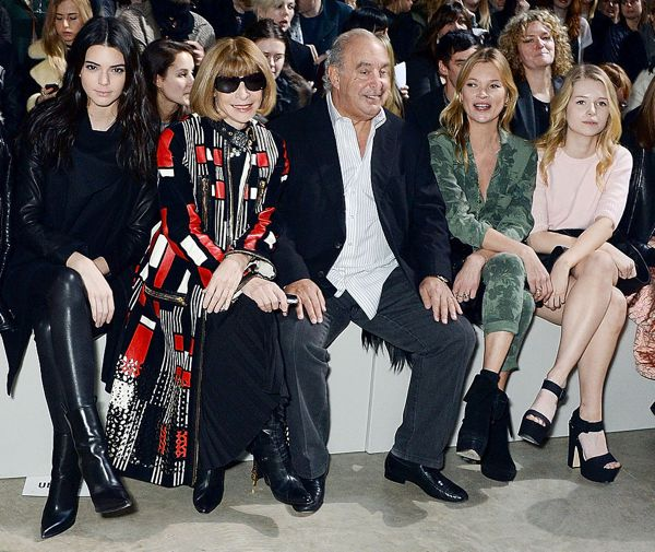 Kendall-Jenner-Sits-Next-Anna-Wintour-Fashion-Show