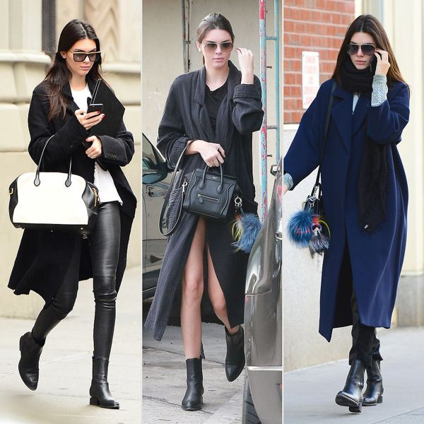 Kendall-Jenner-Wearing-Long-Coat-Street-Style